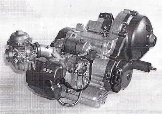 moteur morini